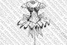 Fairydoodler Digital Stamps