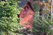 shed / by Jocelyn Bellamy