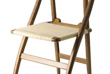 Pratika / The first folding Chiavari Chair made only of wood, with any metal part
