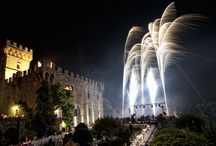 Andrea & Oscar - May 2014 - Florence / A beautiful Jewish wedding in a florentine Castle.. A fairytale comes true!