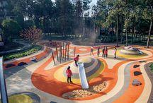 parques infantiles