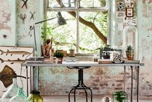 Rustic joie de vivre style