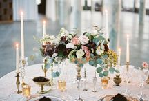 centerpieces / by Kristin Wolter-Canfield