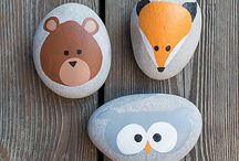 Animal Rock Painting Ideas