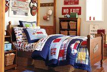 Hudson's Big Boy Room / by Brandy Snell