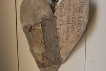 Drewniane cuda - dekory