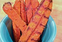 Side Dishes / Sweet Potatoes