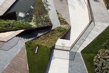 architektura zahradní