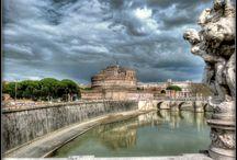 Roma città eterna / Viaggio a Roma in maggio con la famiglia