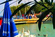 Balatoni strandok / Beaches of Balaton
