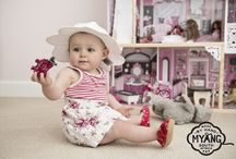 Myang Summer Collection / Spring and Summer clothing and accessories for babies and toddlers