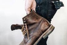 botas masculinas