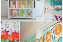 Classroom theme ideas / by Jamie F