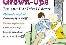 Adult Activity Books