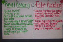 Reading / by Kayla Sadd