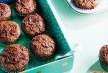 Muffin / Aux son chocolat