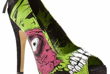 Superb Shoes! / Shoes, boots, sneakers, pumps, sandals, stilettos, platforms, floating heel, arty, crazy, everyday and boring shoes from around the web.