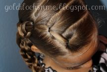 Kiddies hairstyles  / Hairstyles for little girls