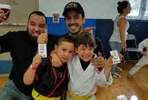 Toy Drive Martial Arts Tournament - CTX Evolution Academy - December 2016