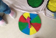twister couleurs rond