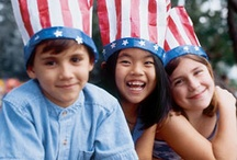Patriotic Holidays & American Symbols