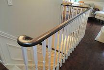 Stairs & home railing
