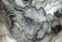 organic / And mineral. Nature related, art related