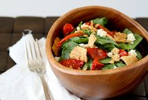 Food, Food, Food: Salads