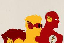 ● (SUPER) HEROES ●