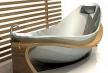 Unique bathtubs