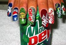 Cool Nails / by Melissa Coffee