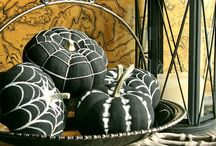 Treat or treat decorations / by Debbie Buchholz