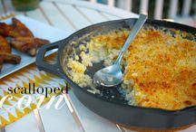 Food:  Cast Iron Skillet Recipes