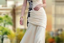 beatiful krásne šaty