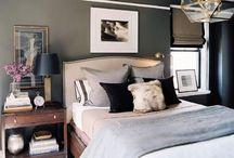Bedrooms / by Kasey Hathorne