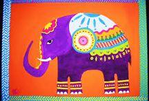 elefantes indues