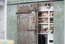 Industrial Warehouse  & Chalk Paint™ : how to create a WOW-effect :) !