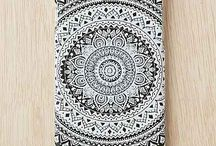 iPhone 6 cases mehindi style