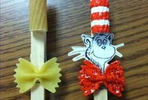 Dr Seuss / by Connie Richey
