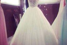 wedding dress / by Pixie Sutton