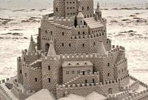 Contruções de areia