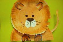 exoticke zvierata -lev