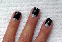 1930's nails