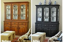 furniture makeovers / by Ann Larsen