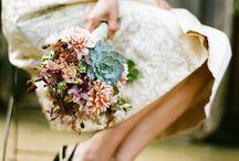 burgundowy ślub