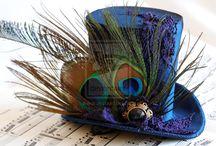 steampunk cuty hats