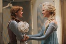 Once Upon a Time - Season 4 / We're starting off with a Frozen arc on this magical show's fourth season.
