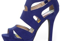 shoes, lovely shoes / by Sam Schrepfer