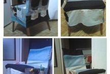 jeans recykling / nie wyrzucaj starych jeansów, daj im drugie życie :) second life denim