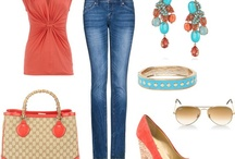 Spring and Summer Fashion/Style / Outfits and clothing to wear in the spring and summer. / by Daniela Williams